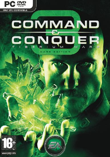 Descargar Command And Conquer 3 Tiberium Wars Kane Edition [English] por Torrent